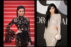 Kendall Jenner & Kylie Jenner