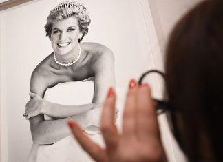 Lady Diana Portrait