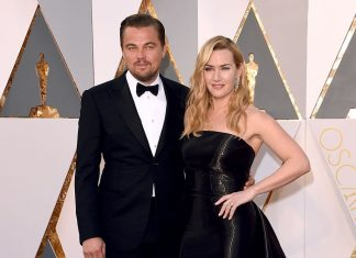Kate Winslet und Leonardo Di Caprio