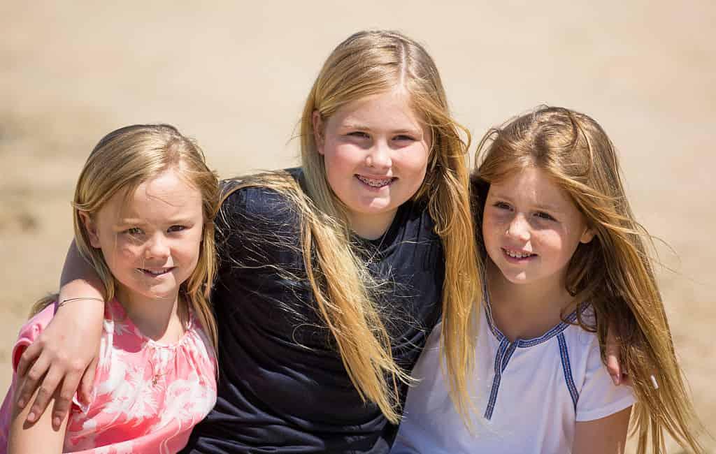 Prinzessin Amalia und ihre Schwestern