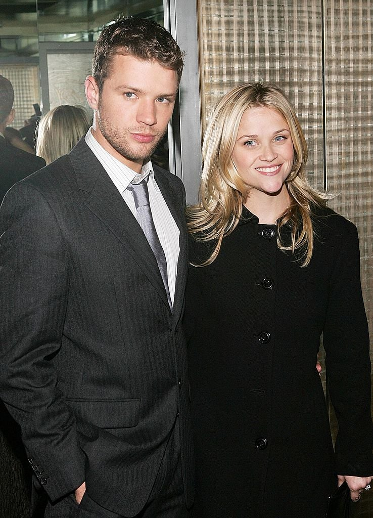 Ryan Phillippe und Reese Witherspoon