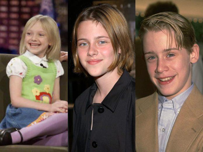 Dakota Fanning, Kristen Stewart und Macaulay Culkin