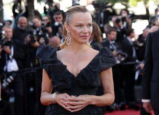 Pamela Anderson Cannes