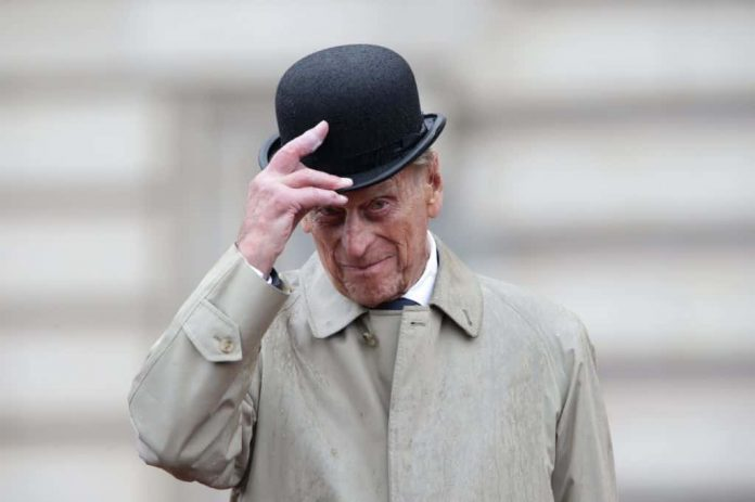 Prinz Philip von England